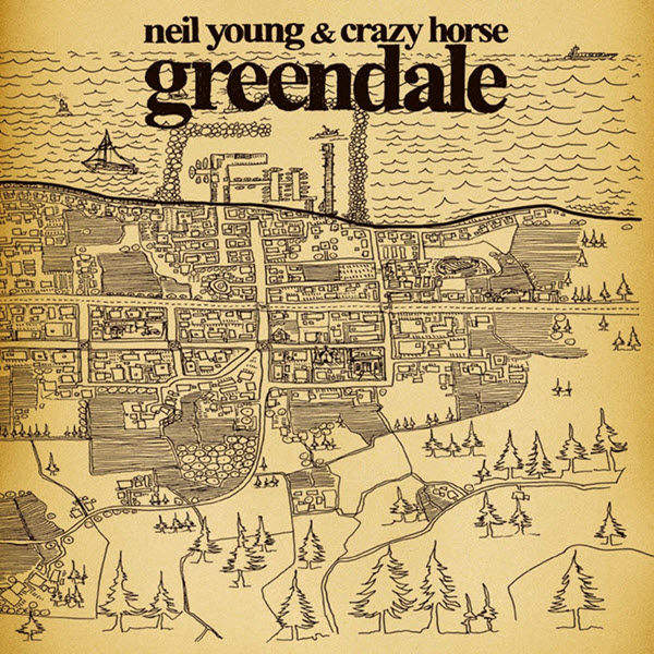 2003: Neil Young & Crazy Horse - Greendale