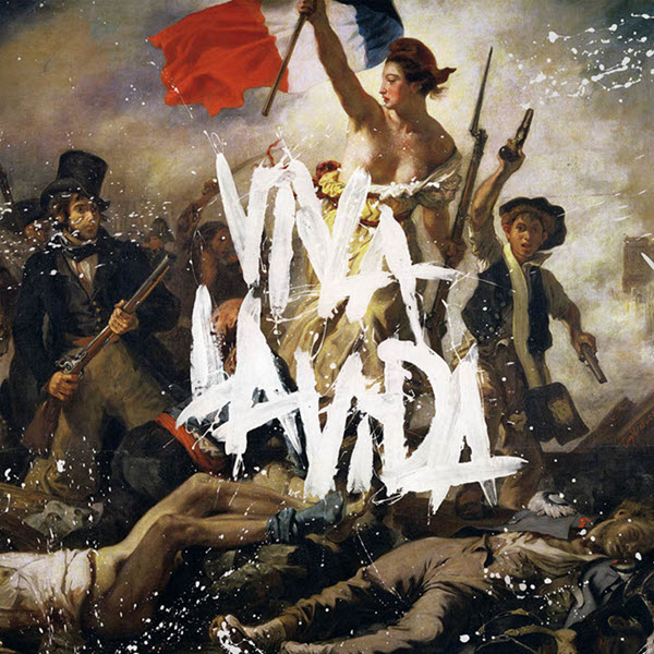 2008: Coldplay - Viva La Vida or Death And All His Friends
