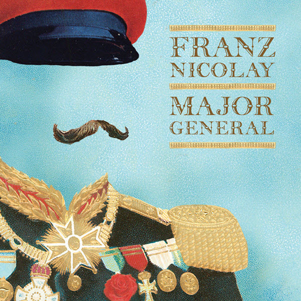 2009: Franz Nicolay - Major General