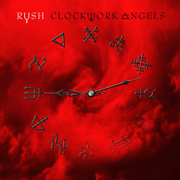 2012: Rush - Clockwork Angels