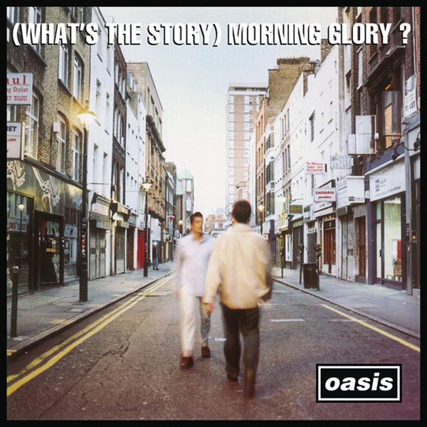 1995: Oasis - (What's The Story) Morning Glory?
