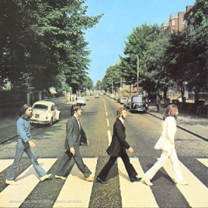 cover of Abbey Road
