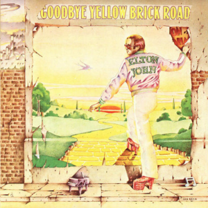 cover of Goodbye Yellow Brick Road