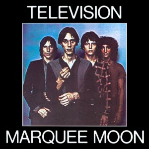 cover of Marquee Moon