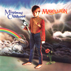 cover of Misplaced Childhood