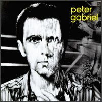 cover of Peter Gabriel [aka Melt]