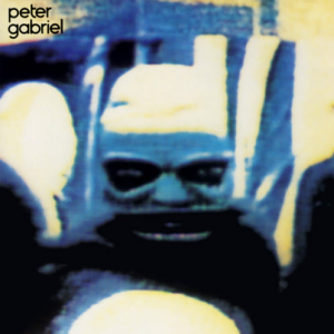 cover of Peter Gabriel [aka Security]