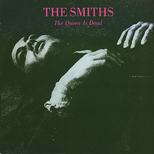 cover of The Queen Is Dead