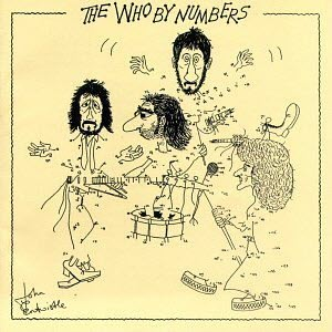 cover of The Who By Numbers