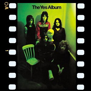 cover of The Yes Album