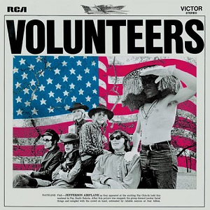 cover of Volunteers